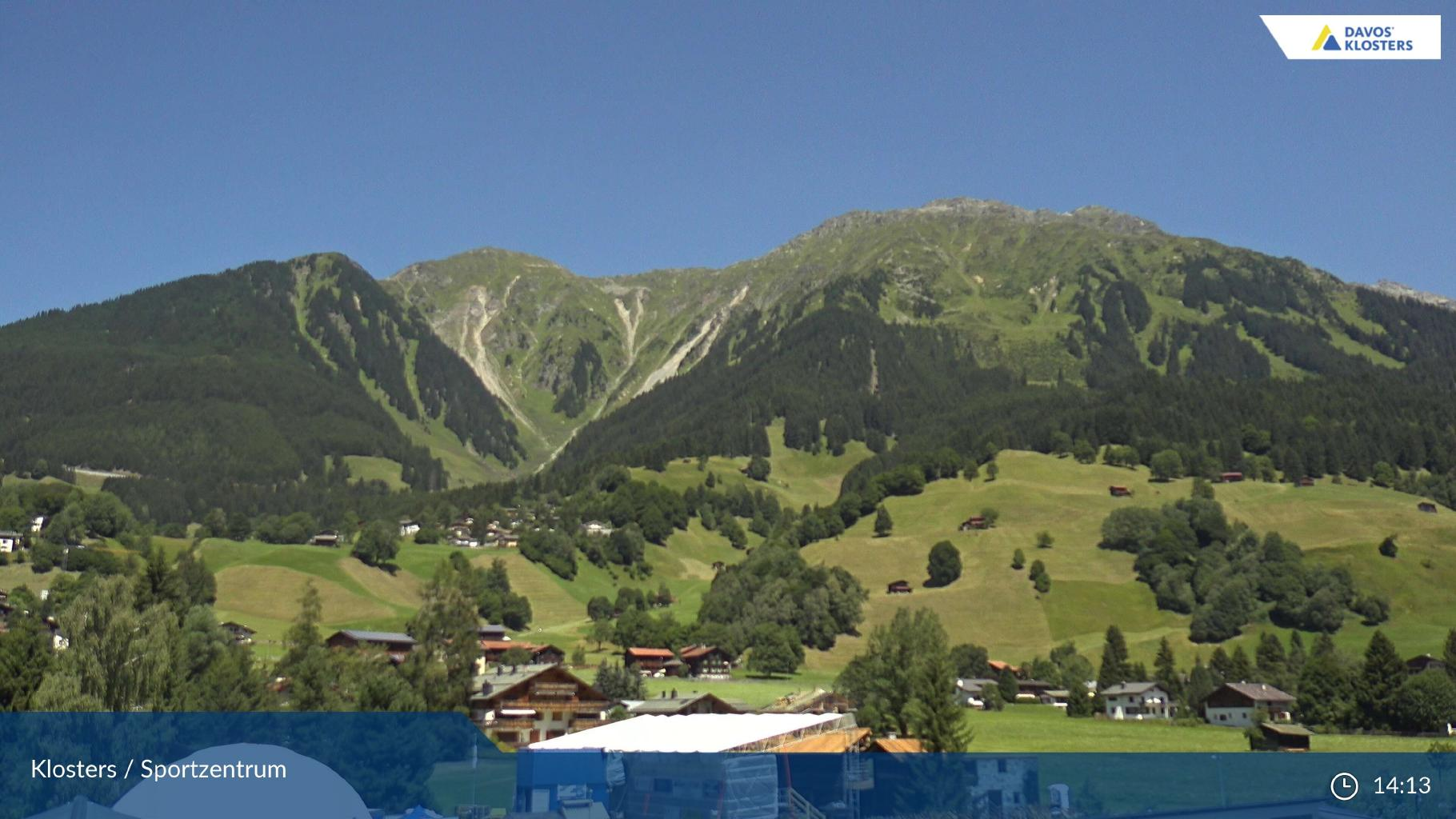 Wetter Klosters