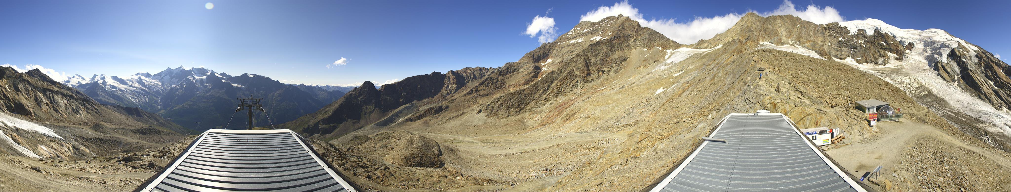 Saas-Grund: Bergbahnen Hohsaas