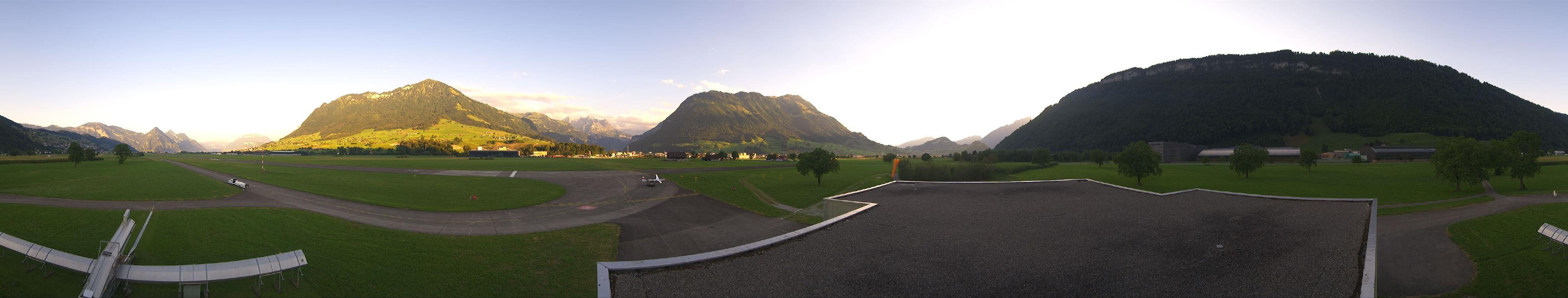 Stans: Buochs Airport